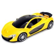 Velocity Toys WFC McLaren P1 Remote Control RC Car 1:16 Scale Size Ready To Run w/ Bright LED Headlights (Colors May Vary) 3