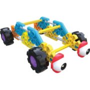 KID K'NEX – Zoomin' Rides Building Set – 65 Pieces – Ages 3 and Up Preschool Educational Toy 19