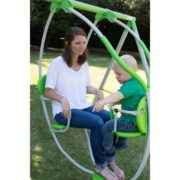 Sportspower Spring Breeze Me and My Toddler Swing Set 2