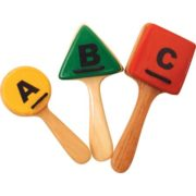 Westco ABC Clappers Musical Instrument Toy 2