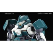 """""""HG IBO Julieta's Mobile Reginlaze """"""""Gundam IBO"""""""", Building Kit (1/144 Scale), Also comes with antennae parts to create commander version. By Bandai Hobby"""" 3"""
