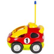 2 Channel Kids Beginner Remote Control Cartoon Racing Car Perfect Gift 3