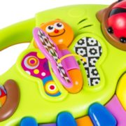 Toddler Educational Learning Machine Toy with Lights, Music Songs, Learning Stories and More 3
