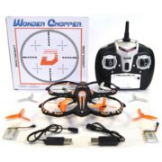 RC 4-Channel 2.4GHz Stunt Drone Quadcopter with 360 Flip 1