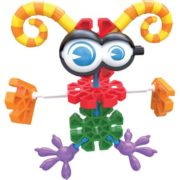 KID K'NEX – Blinkin' Buddies Building Set – 23 Pieces – Ages 3 and Up Preschool Educational Toy 3