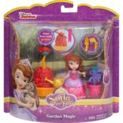 """""""Disney Sofia the First 3″"""" Doll and Magic Garden"""" 3"""