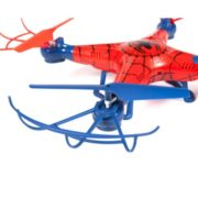 Marvel Spider-Man Sky Hero 2.4GHz 4.5-Channel RC Drone 4