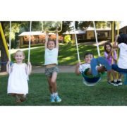Sportspower Super 10 Me and My Toddler Swing Set 4