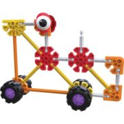 KID K'NEX – Zoomin' Rides Building Set – 65 Pieces – Ages 3 and Up Preschool Educational Toy 17