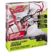 Air Hogs – Hyper Stunt Drone – Unstoppable Micro RC Drone – Red 6