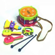 17Pcs Cookware Playset,Play Kitchen Ware Plastic Cooking Dishes Food Educational Pretend Toy Set  Dress Up Pretend Play Kitchen Toys Play Food Kid Birthday Toy 2