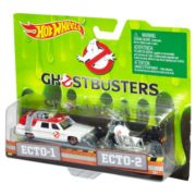 Ghostbusters ECTO-1 and ECTO-2 Vehicles 1