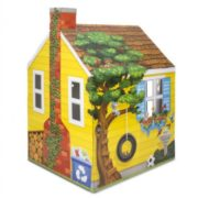 Melissa & Doug Country Cottage Indoor Corrugate Playhouse (Over 4 Feet Tall) 2
