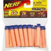 Nerf Suction Darts, 16 pk Multi-Colored 1