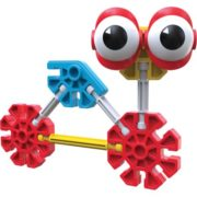 KID K'NEX – Zoomin' Rides Building Set – 65 Pieces – Ages 3 and Up Preschool Educational Toy 2