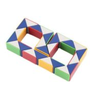 Snake Magic 3D Cube Game Puzzle Twist Toy Party Travel Family Child Gift 4