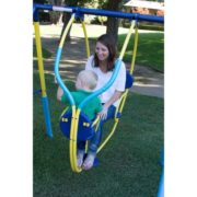 Sportspower Super 10 Me and My Toddler Swing Set 1